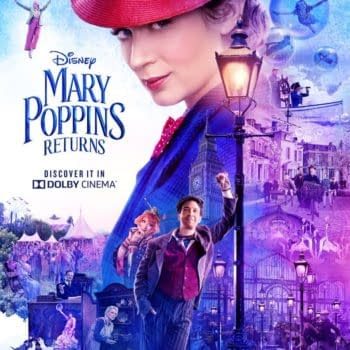 A New Clip and Featurette for Mary Poppins Returns Teases Some Classic Animation