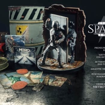Metro Exodus Spartan Collector's Edition Details Revealed
