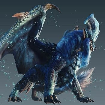 Monster Hunter: World on PC Will Soon Be Getting Lunastra