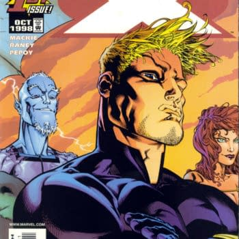 Mutant X Comes to Marvel Unlimited