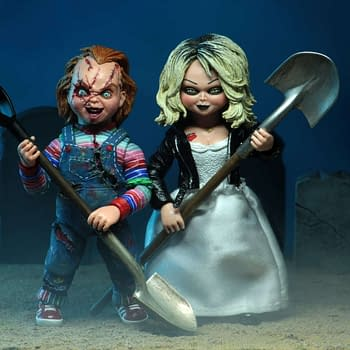 NECAs Bride of Chucky Two Pack Details and Pics Released