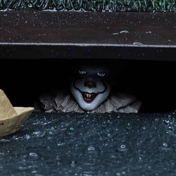 Pennywise Gets an Accessory Pack From NECA in 2019