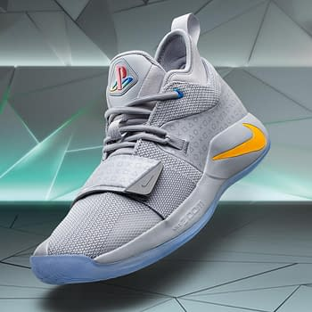 Nike Announces PG 2.5 x PlayStation Shoes With Classic PS1 Look
