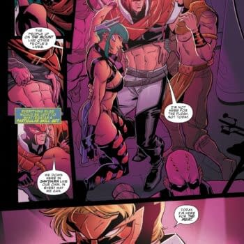 """Shatterstar is Here for """"The Meat"""" in Next Week's Shatterstar #3"""