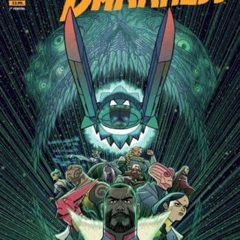 John Layman and Afu Chan's Outer Darkness Gets 2nd Printing