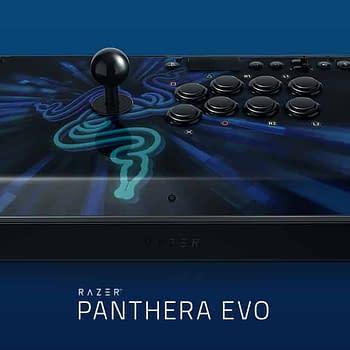 Razer Unveils Their PS4 Panthera Evo Arcade Fight Stick