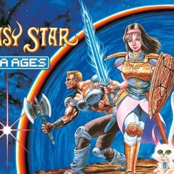 Phantasy Star for Nintendo Switch Pushed to November 15th