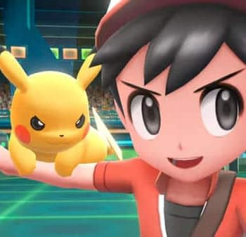 Pokémon: Lets Go Pikachu and Eevee are Too Cute for This World