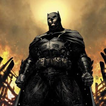 Batman: Damned #2 Tops Advance Reorders Despite DC Comics Not Reprinting #1