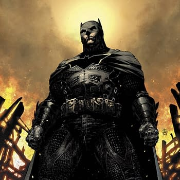 Batman: Damned #2 Tops Advance Reorders Despite DC Comics Not Reprinting #1