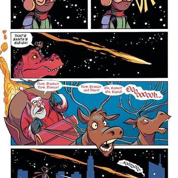 Santa is Down Santa is Down Next Weeks Moon Girl and Devil Dinosaur #37