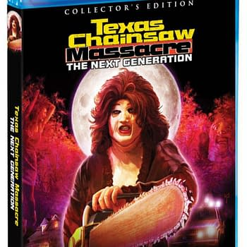 Texas Chainsaw Massacre: The Next Generation Scream Factory Release Detailed