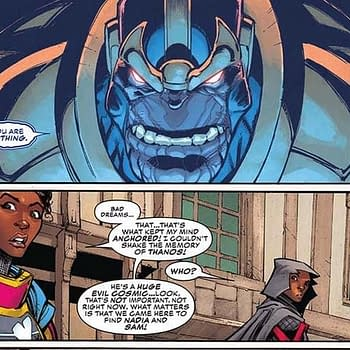 How Does Thanos Save the Day in Next Weeks Champions #26
