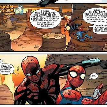 Has Spider-Man Found the Source of Marvels Super-Mega-Crossover Events Spider-Geddon #3 Preview