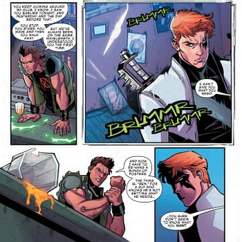 Things Are Still Not Going Well With Rictor in Next Weeks Shatterstar #2