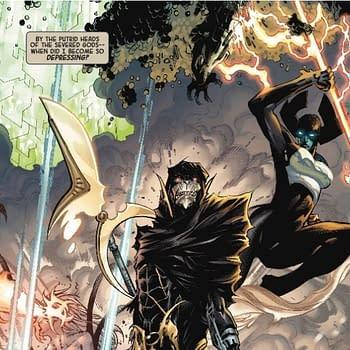 Corvus Glaive Battles Self Esteem Issues in Next Weeks Black Order #1