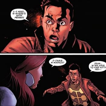 So Thats Where Kitty Pryde Went in Next Weeks Uncanny X-Men #1