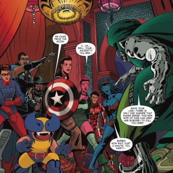 Next Weeks Exiles #10 Reveals What Its Like to Be Married to Doom