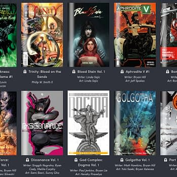 Top Cow is Selling a Sci-Fi &#038 Sex Humble Bundle to Benefit California Wildfire Victims