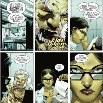 Is Next Week's Weapon X #26, Hell is a Free Market Healthcare System