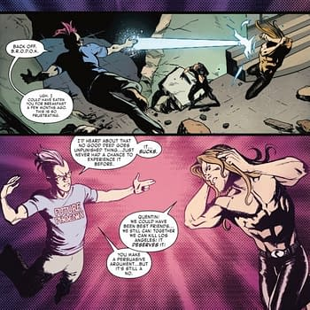 Does Quentin Quire Have 2nd Thoughts About Saving Jubilee Next Weeks West Coast Avengers #4