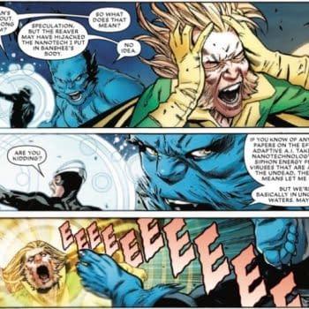 Bad News for Banshee in Next Week's Astonishing X-Men Finale?