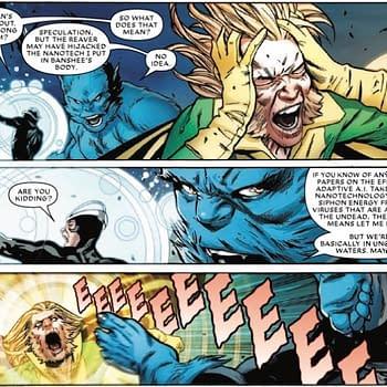 Bad News for Banshee in Next Weeks Astonishing X-Men Finale