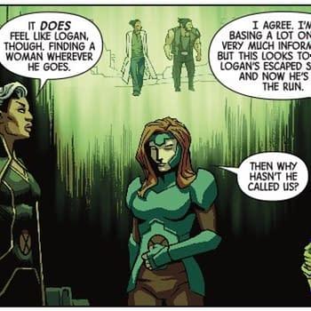 Storm Calls Out Logans Philandering in Next Weeks Return of Wolverine #3