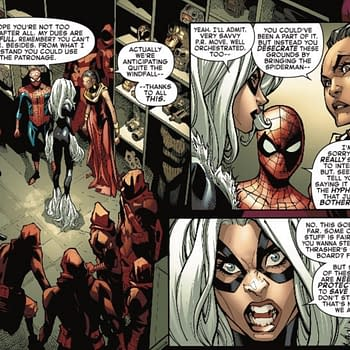 Nick Spencer Finally Makes Spidey a Nazi in Next Weeks Amazing Spider-Man #10
