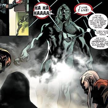 Full Frontal Solus in Next Weeks Spider-Geddon #4