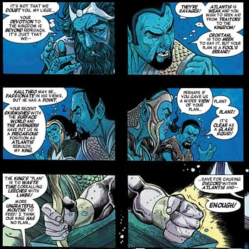 Namor Takes on Immigration Reform in The Best Defense: Namor #1