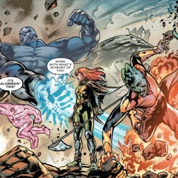 Glob Herman's Fantastic New Catchphrase in Next Week's X-Men: The Exterminated #1