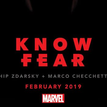 Zdarsky and Checchetto Reveal First Details of Daredevil Relaunch