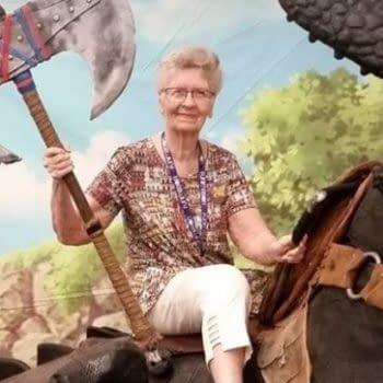 "Skyrim Fans Pushing for ""Skyrim Grandma"" to Become an NPC"