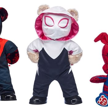Build a Bear Has a New Line of Spider-Verse Bears Including Spider-Ham