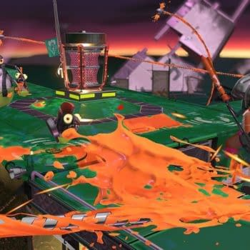 Nintendo Adds The Last Salmon Run Map and Weapons to Splatoon 2