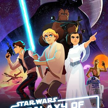 Lucasfilm Announces New Star Wars Animated Series Galaxy of Adventures