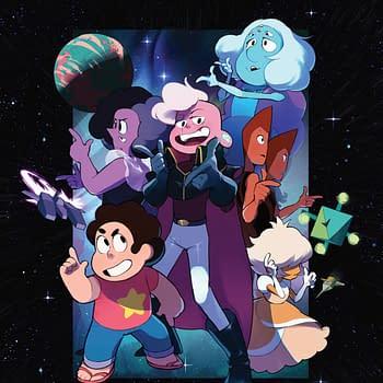 Captain Lars Stars in Epic Mind-Bending Adventure for Februarys Steven Universe #25