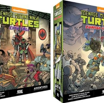 TMNT Hits the Tabletop with New Board Games in 2019