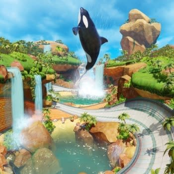 SEGA Releases a New Team Sonic Racing Map and Music