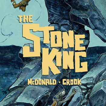 11 Pages from Kel McDonald and Tyler Crooks ComiXology Original Series Stone King Debuting Tomorrow