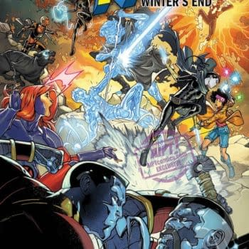 Iceman Gets an Uncanny X-Men: Winter's End One-Shot in February