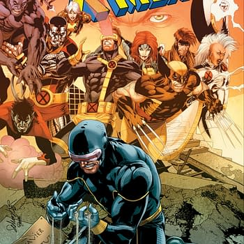 Rosenberg Larroca and Cyclops Devastate the Uncanny X-Men in February