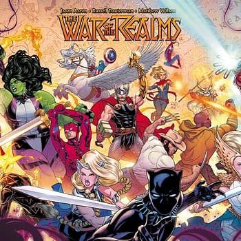 War of the Realms Bigger Than Secret Wars Rocks the Marvel Universe in April