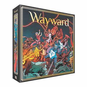 Wayward Board Game Coming to Kickstarter in 2019