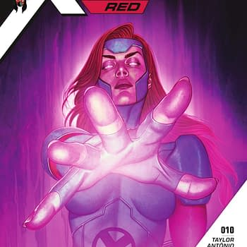 Tom Taylor Reveals a Deleted Scene from X-Men Red Where Jean Grey Discovers Twitter