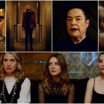 American Horror Story: Apocalypse Season 8, Episode 10 'Apocalypse Then' (End of Days 810! Live-Blog)