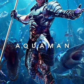 Aquatic Armor in New Aquaman Images- King Orm Fights AC