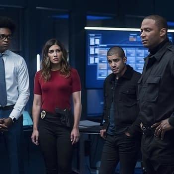 """14 Photos from 'Arrow' Season 7 Episode 6, """"Due Process"""""""