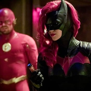 Arrowverse Elseworlds Crossover: New Looks at Ruby Roses Batwoman More (IMAGES)